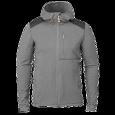 Keb Fleece Hoodie (81878) Grey-Dk Grey