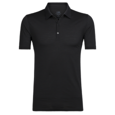Tech Lite SS Polo Men (104124) Black1