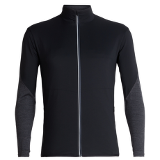 Tech Trainer Hybrid Jacket Men Black/Jet HTHR IBANS_00611