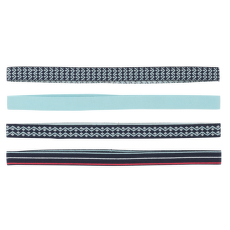 Sigrun Headband 4PK NAVAL