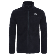 100 Glacier Full Zip Men TNF BLACK