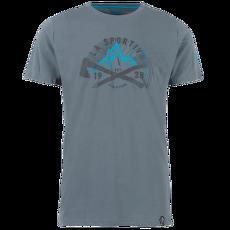 Hipster T-Shirt Men Slate