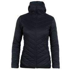 Hyperia Hooded Jacket Women Black001