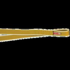 Popruhové smyčky otevřené PAD (20 mm) citrónová