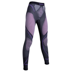 Evolutyon UW Pants Women Anthracite Melange/Raspberry/Purple