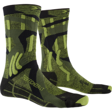 Trek Pioneer LT Socks Forest Green-Camo