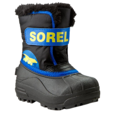 Childrens Snow Commander (1869561) Black, Super Blue 011