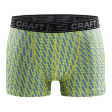 Greatness Boxer 3-inch Men 618999 Green/Grey