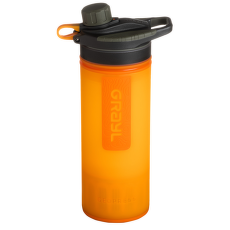 Geopress Purifier Visibility Orange