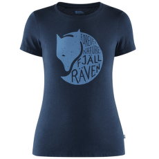 Forever Nature T-Shirt Women Navy