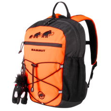 First Zip 8 safety orange-black 2210
