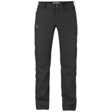 Abisko Shade Trousers Women Dark Grey 30