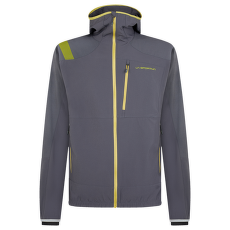Albigna Jacket Men Carbon