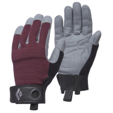 Crag Gloves Women Bordeaux