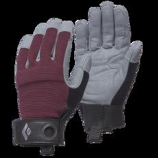 Crag Gloves Women Bordeaux