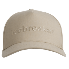 Icebreaker Logo Hat British Tan