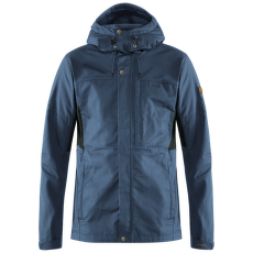 Kaipak Jacket Men Uncle Blue-Dark Grey