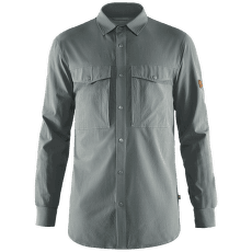 Abisko Trekking Shirt Men Shark Grey