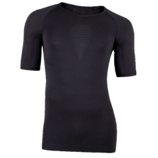 Visyon Light 2.0 UW Shirt SS V-Neck Men Blackboard