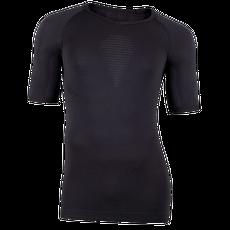 Visyon Light 2.0 UW Shirt SS V-Neck Men Blackboard