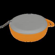 Delta Bowl with Lid Orange (OR)