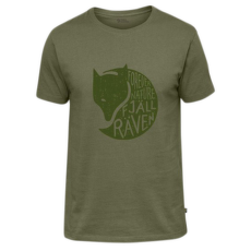 Forever Nature T-Shirt Men Green