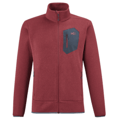 Tribeni Jacket Men TIBETAN RED