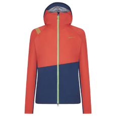 Thema Gtx Jacket Women Hibiscus/Opal