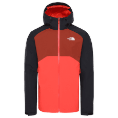 Stratos Jacket Men (CMH9) FLARE/TNF BLCK/BRANDY BRN