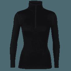 Tech LS Half Zip Women (104390) Black001