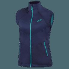 Bora Vest Lady 1.0 indigo/menthol