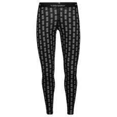 Oasis Leggings Snow Heritage Women 200 Black