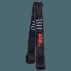 Lanyard Y PA 25 mm Ferrata - 20cm černá 008