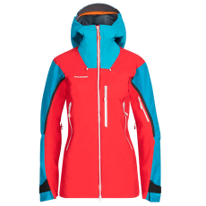 Nordwand Pro HS Hooded Jacket Women (1010-28060) azalea-sky