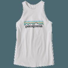 Pastel P-6 Logo Organic High-Neck Tank Women White