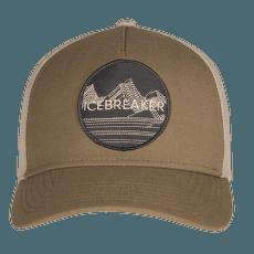 Icebreaker Graphic Hat Unisex FLINT/BRITISH TAN