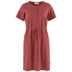 Övik Lite Dress Women Raspberry Red