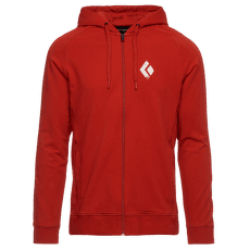 Chalked Up Hoody Men Red Rock
