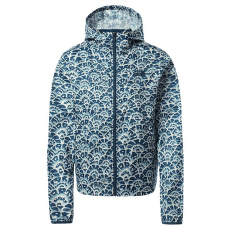 Cyclone Jacket Women Monterey Blue Ashbury Floral Print