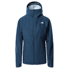 Hikesteller Print Jacket Women MONTEREY BLUE