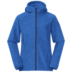Hareid Youth Jacket Strong Blue Melange/Navy
