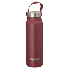 Klunken V. Bottle 0,5 L Ox red