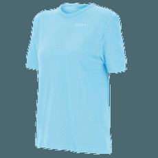 Running Airstream OW Shirt Women Blue Atoll