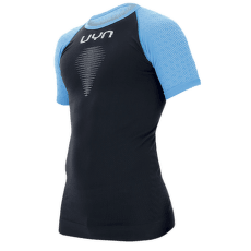 Marathon OW Shirt Men Blackboard/Swedish Blue/White