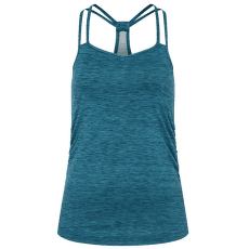 Six Shooter Tank Women Fjord Blue