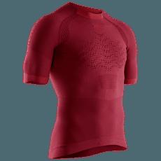 The Trick G2 Run Shirt SH SL Men Red-Sunset orange