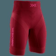 Effektor® G2 Run Shorts Women NAMIB RED/NEON FLAMINGO