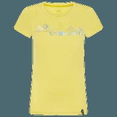 Peaks T-Shirt Women Celery
