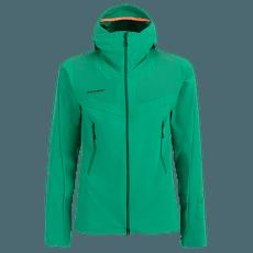 Aenergy Pro SO Hooded Jacket Men deep emerald