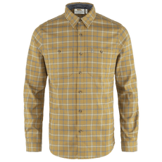 Fjällslim Shirt LS Men Buckwheat Brown-Grey